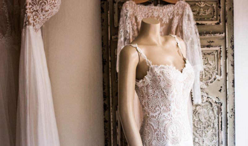 Our Favourite 5 NYFW Bridal Dresses