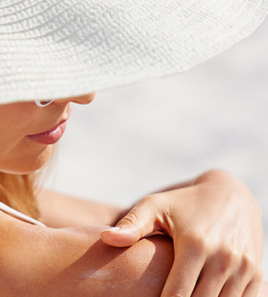 Say 'Yes' to SPF